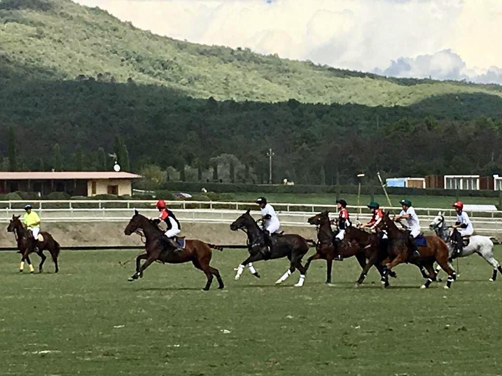 Polo üzrə Avropa çempionatında Azərbaycan millisi 3-cü ardıcıl qələbəsini qazanmışdır