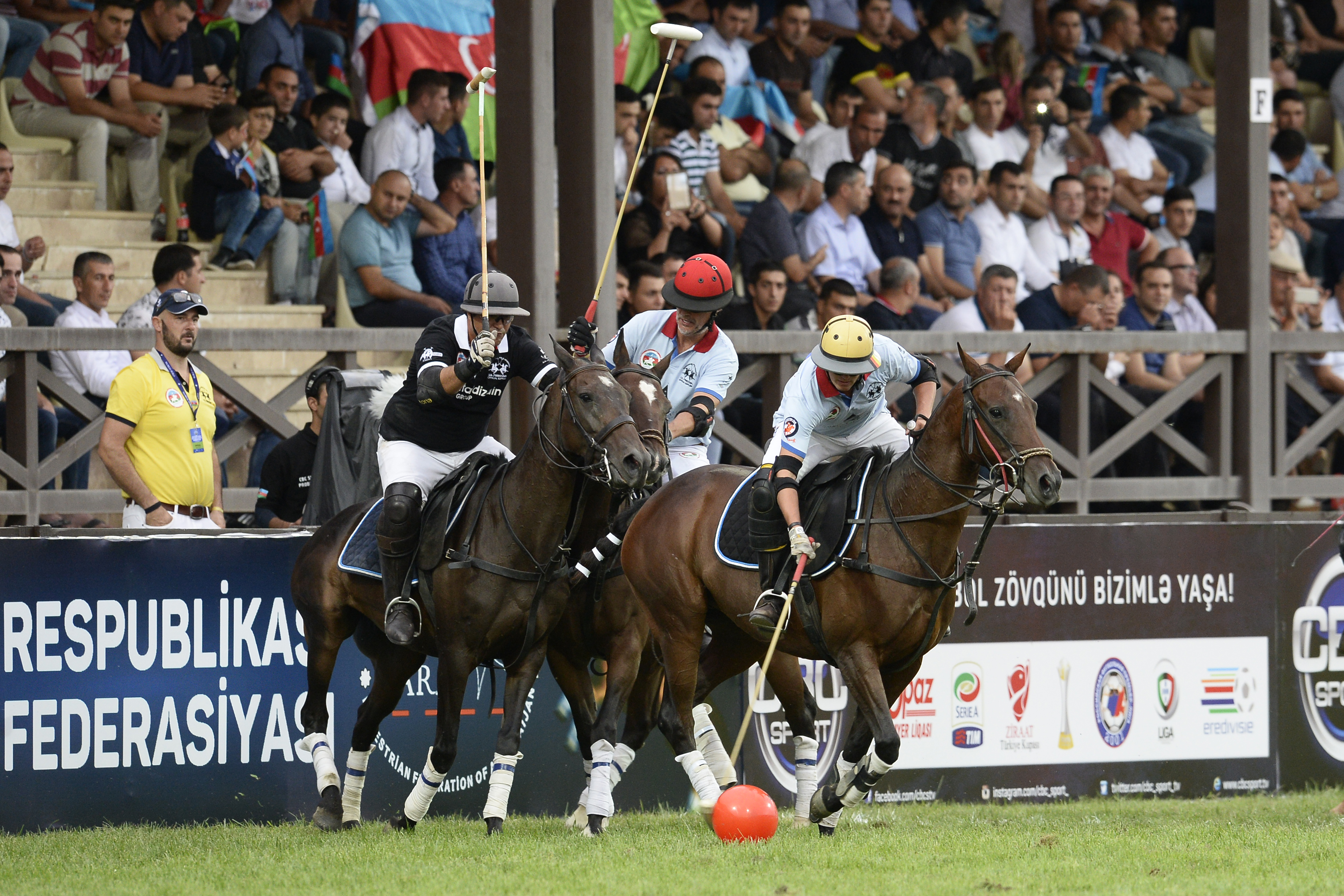 5th Arena Polo World Cup Azerbaijan 2017 from 8th - 10th September 2017