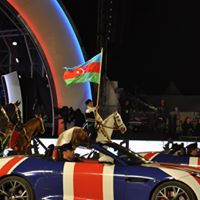 Karabakh Horses will be represented at a spectacular show program in the grounds of Windsor Castle from May 10 to 13, 2018.