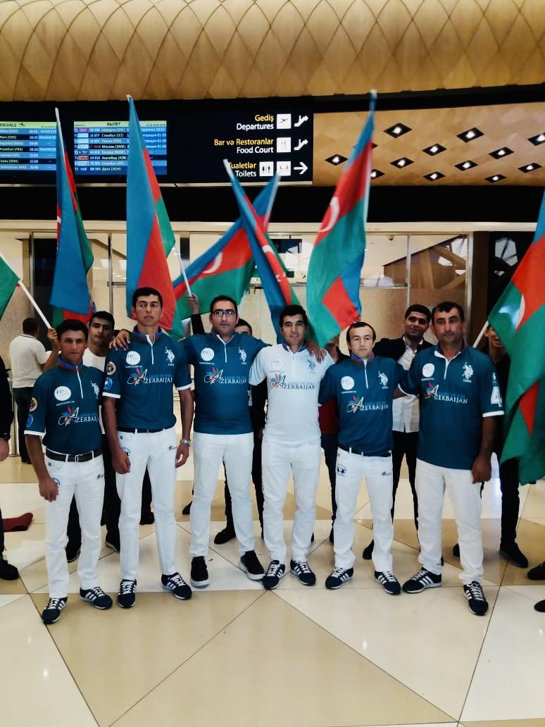 Polo üzrə Avropa birinciliyində Azərbaycan millisinin mübarizlik kapriççosu