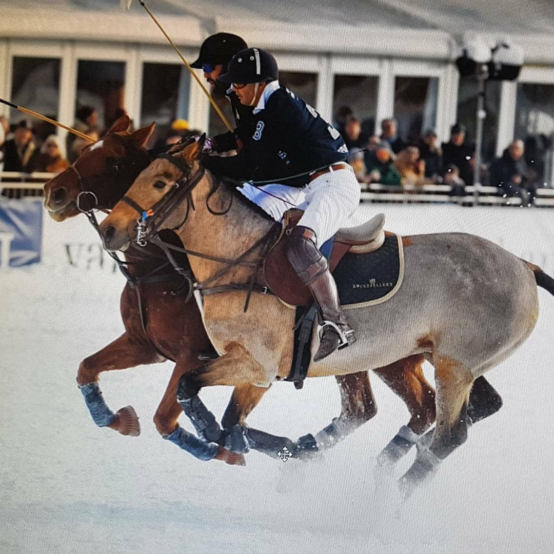 Snow Polo World Cup Kitzbühel 2018