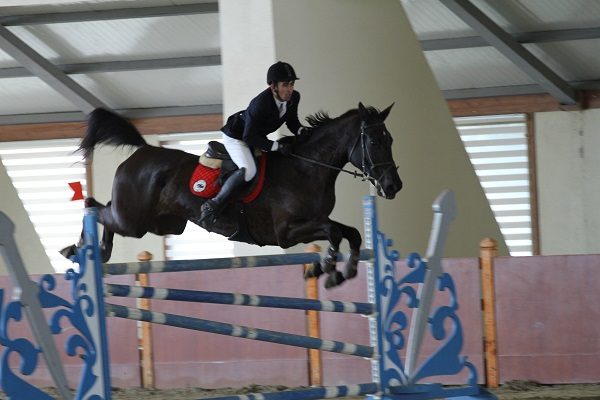 ARAF Cup jumping event.