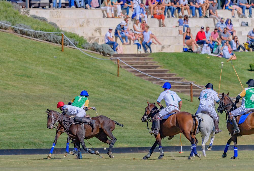 Polo üzrə Avropa çempionatında  Azərbaycan millisinin zəfər yürüşü davam edir
